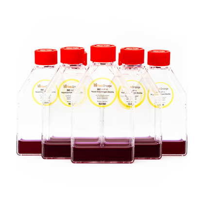 PIKA FastOrange Yeast Enrichment Bottles
